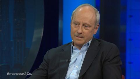 Amanpour and Company -- Michael Sandel On Politics and Our Dwindling Reason