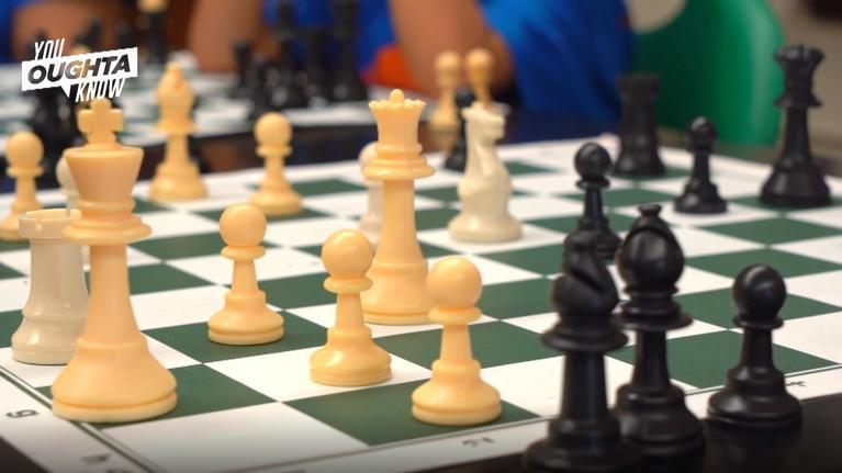 You Oughta Know: Check Mate: Growing a Community of Girls Who Play Chess