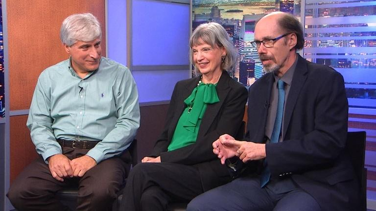 Panel: Steve Berry, Katherine Neville, and Jeffery Deaver