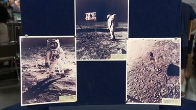 Appraisal: 1969 NASA Apollo 11 Photo Album