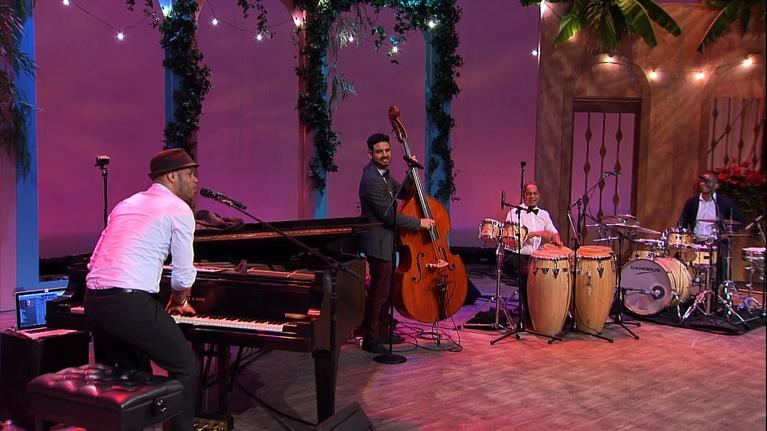 The Experience with Dedry Jones: The Experience with Dedry Jones featuring Roberto Fonseca