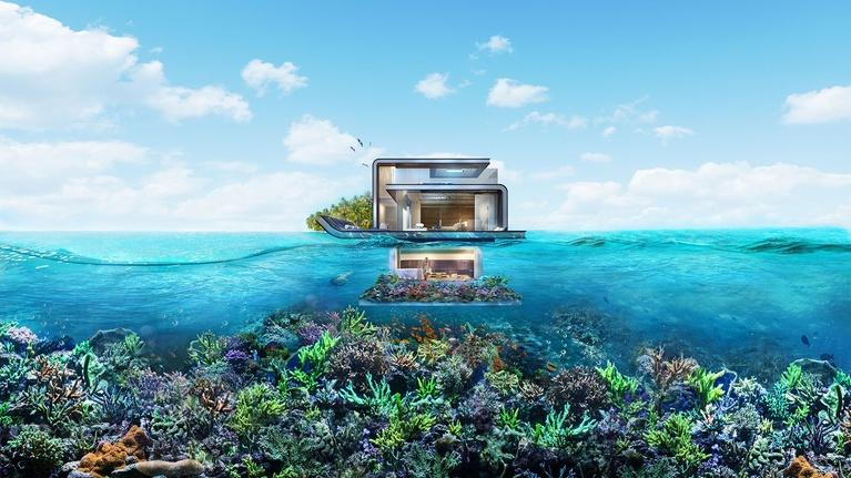 Impossible Builds: The Floating House