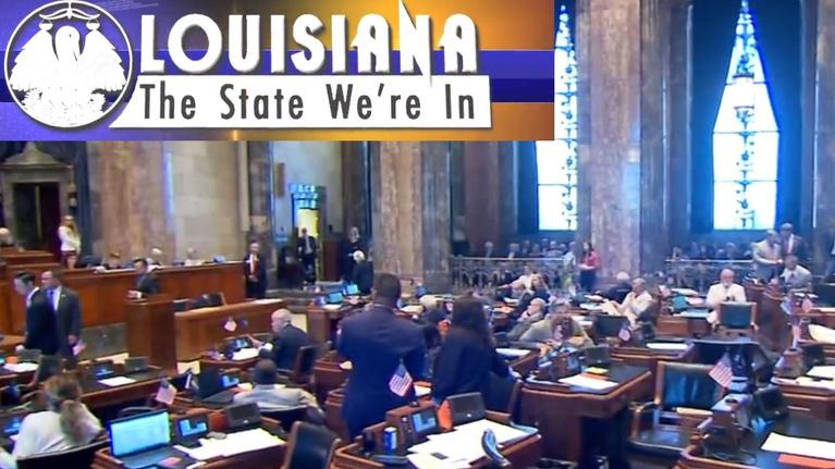 Louisiana: The State We're In: Louisiana: The State We're In - 4/26/2019