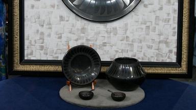 Appraisal: Maria & Popovi Pottery, ca. 1955
