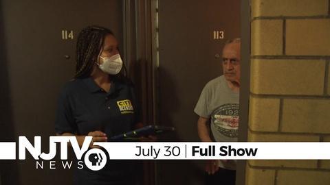 NJTV News: July 30, 2020