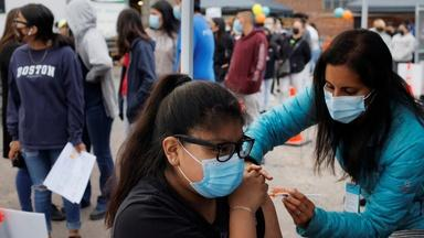 In Louisiana, government skepticism affects vaccination rate