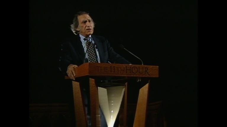 The 11th Hour: William Kunstler