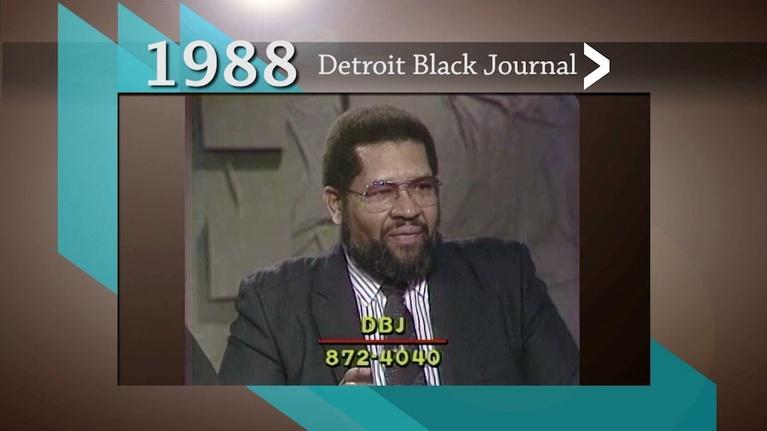 American Black Journal: Detroit Black Journal Clip:  Health Disparities