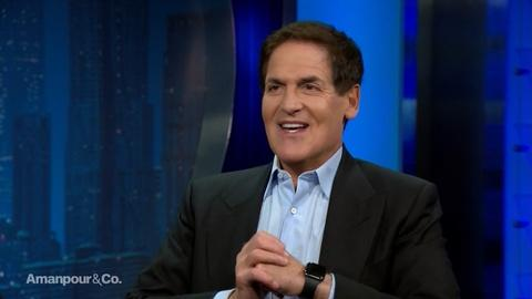 Amanpour and Company -- Mark Cuban Reflects on Politics and His Career