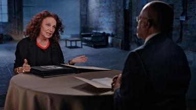 Diane von Furstenberg Mother's Life Saved in Auschwitz