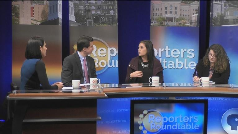WLVT Reporter's Roundtable: Reporters Roundtable: Season 2 Episode 10