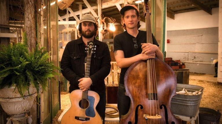 State of the Arts: Jackson Pines, Folk Duo
