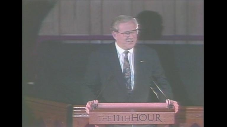 The 11th Hour: Rev. Jerry Falwell
