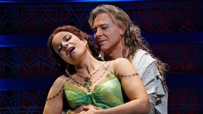 Samson et Dalila Preview