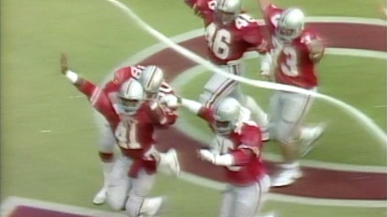 Ohio State Football Classics: 1984: Ohio State vs. Michigan