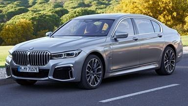 2020 BMW 745e & 2020 Subaru Outback