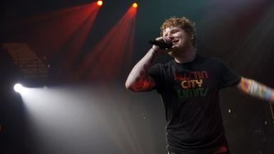 Behind the Scenes: Ed Sheeran