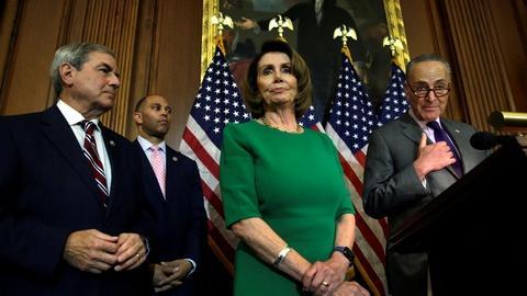 PBS NewsHour -- News Wrap: Congress approves short-term funding bill