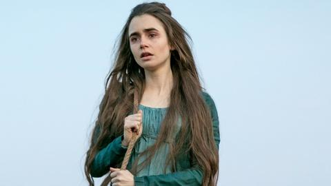 Lily Collins On Becoming Fantine