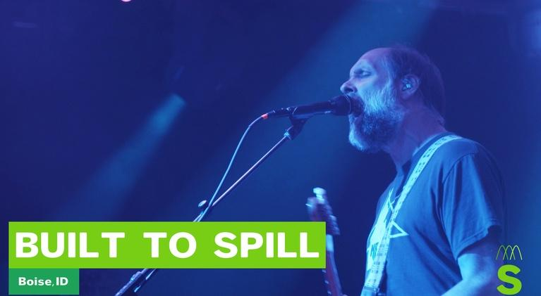 Subcarrier: Built to Spill