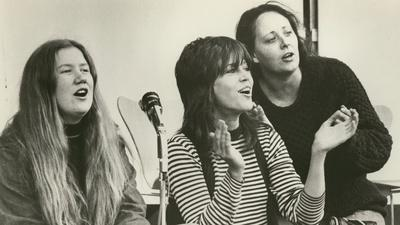 American Masters | Jane Fonda and Gloria Steinem on Holly Near