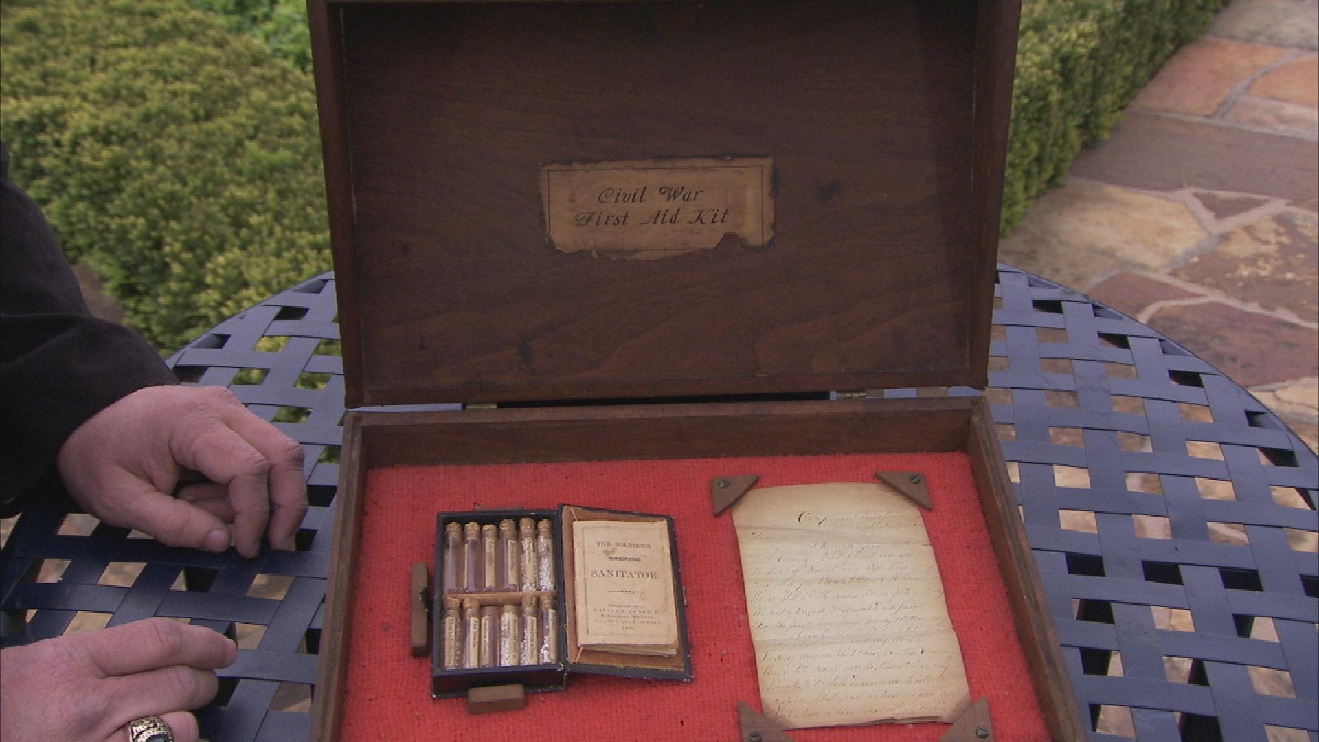 Appraisal: Civil War Medical Kit