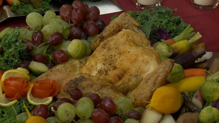 Charlotte Cooks: Charlotte Cooks Roast Chicken