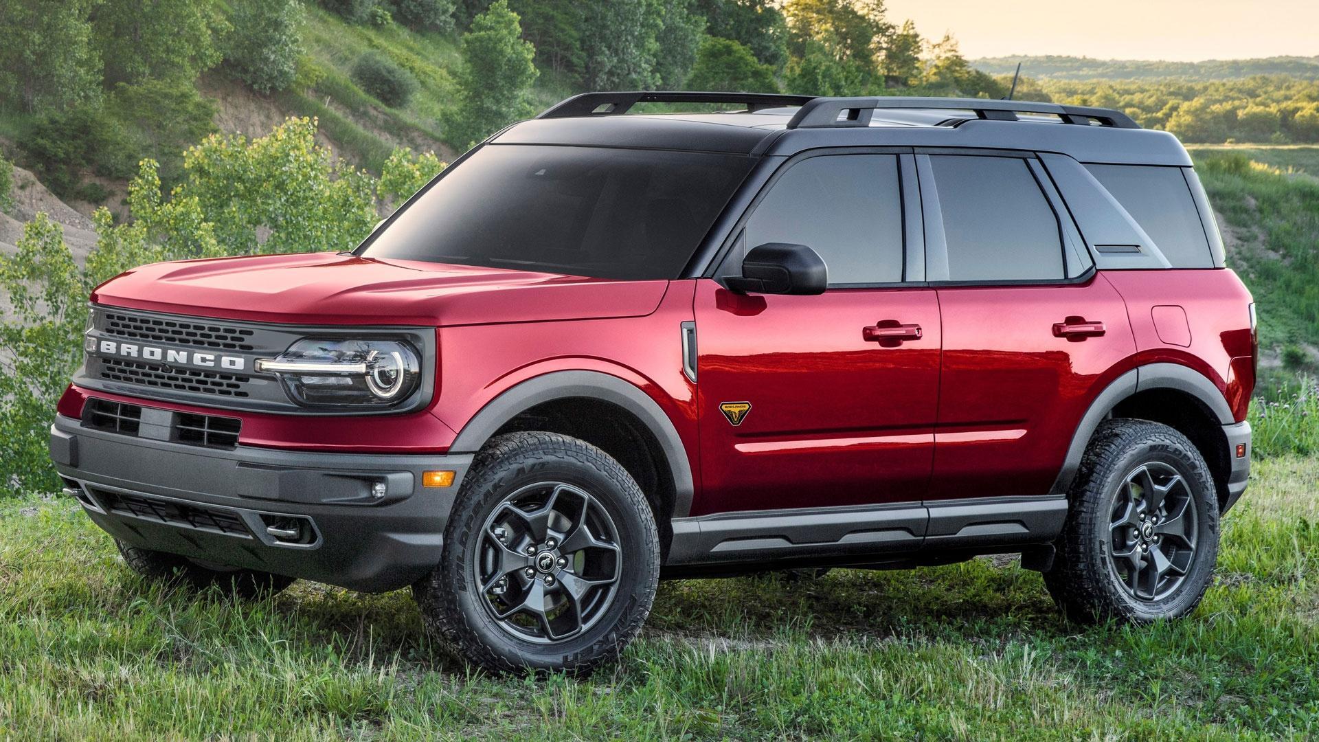 2021 Ford Bronco Sport & 2021 Volkswagen ID.4