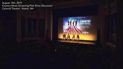NHPBS Specials   Post Screening Discussion - Celebrating Country Music