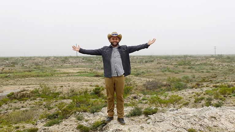 The Daytripper: Odessa, TX