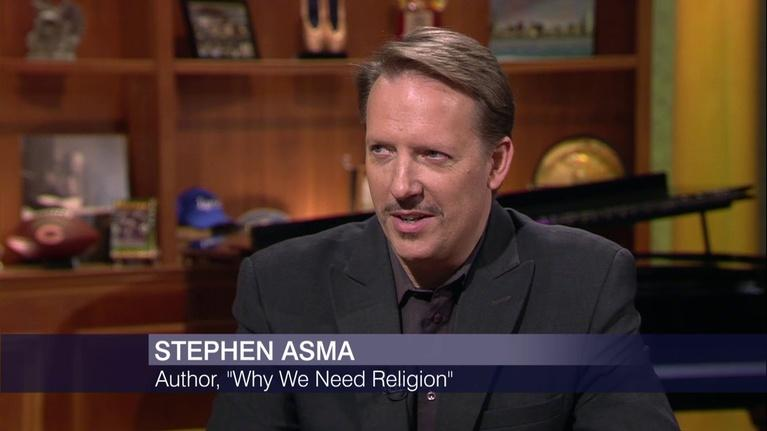 Chicago Tonight: Author Says Religion Might be Best Therapeutic Drug Around