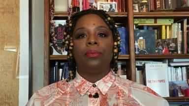 BLM Co-Founder: Officials Aren't Standing Up for Black Lives