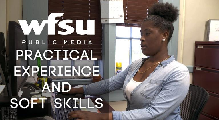 WFSU American Graduate: Derricka Horne | Learning Soft Skills With Dynamic Futures