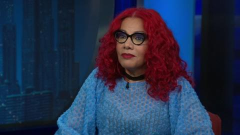 """Amanpour and Company -- Mona Eltahawy: """"I Want Patriarchy to Fear Feminism"""""""