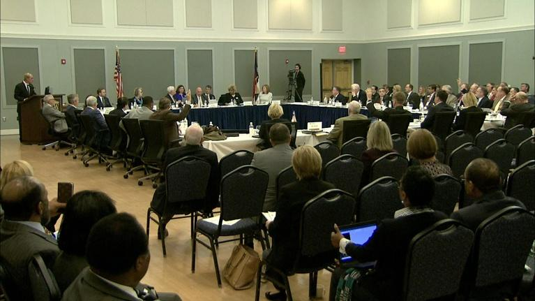 The University of North Carolina – A Multi-Campus University: UNC Board of Governors Meeting, March 23,2018
