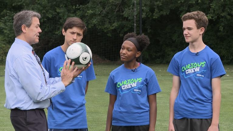 Curious Crew: Soccer Science
