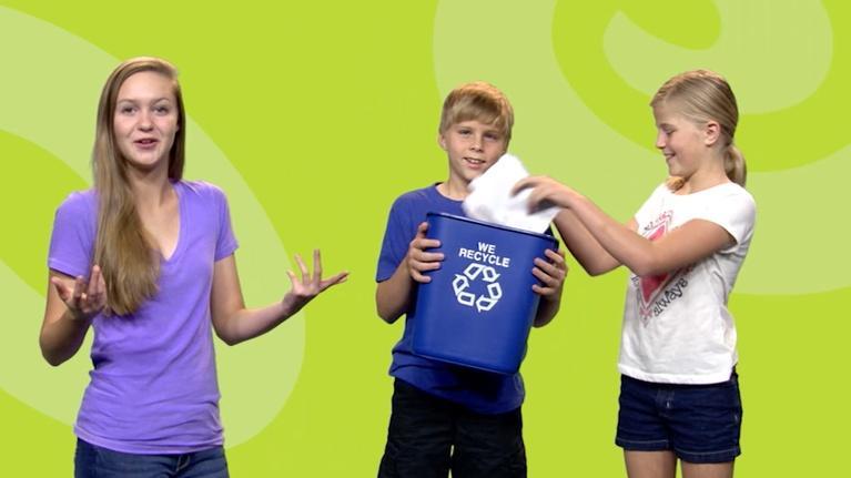 Curious Kids: Five Actions