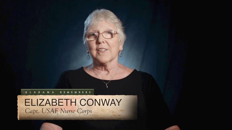 Alabama Remembers Vietnam: Elizabeth Conway