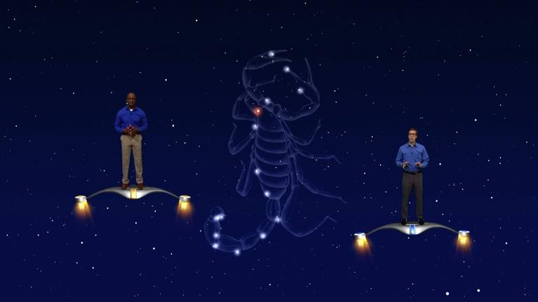 Star Gazers: The Fish Hook and the Scorpion! | July 29 - Aug 4 | 5 Min