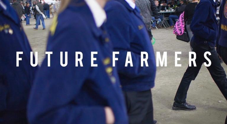 American Grown: My Job Depends on Ag: American Grown: My Job Depends on Ag - Future Farmers