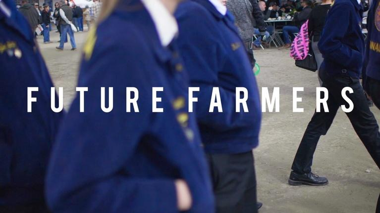 American Grown: My Job Depends on Ag: American Grown: My Job Depends on Ag - Future Farmers