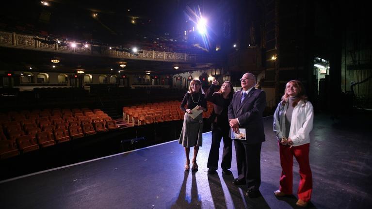Treasures of New York: St. George Theatre