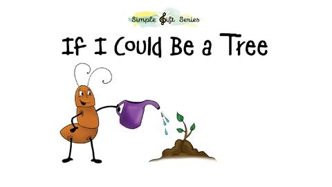"""Simple Gift Series -- Marty the Music Man; The Greenhouse; """"If I Could Be A Tree"""""""