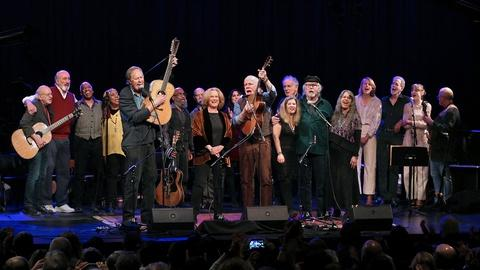 PBS Presents -- Pete Seeger Tribute Concert