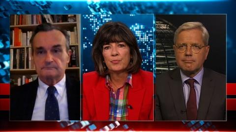 Amanpour and Company -- How Europe is Coping With Its Second Wave of the Pandemic
