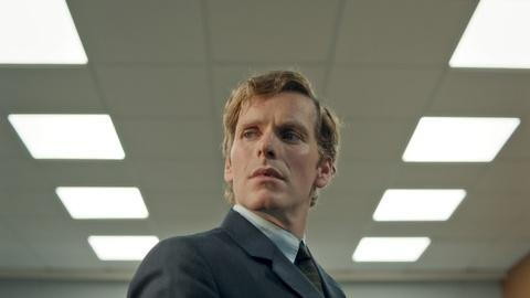 Endeavour - Masterpiece -- S4 Ep1: Episode 1 Scene