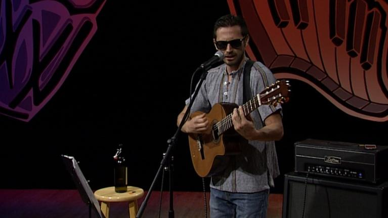 Music Spotlight: Damián Luna