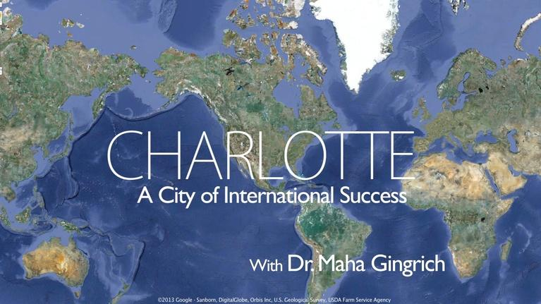 International Success: Charlotte: A City of International Success - Griffith