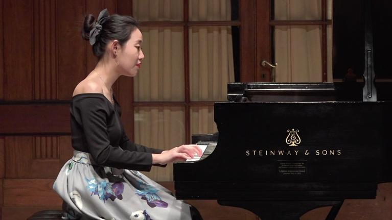 On Stage at Curtis: Compositions 200 Years Apart