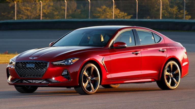 MotorWeek: 2019 Genesis G70 & 2019 Mercedes-Benz CLS